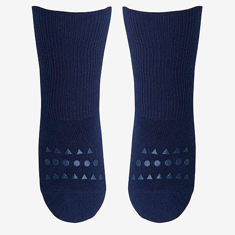 GOBABYGO - rutschfeste Socken petrolblau Gr. 23-26