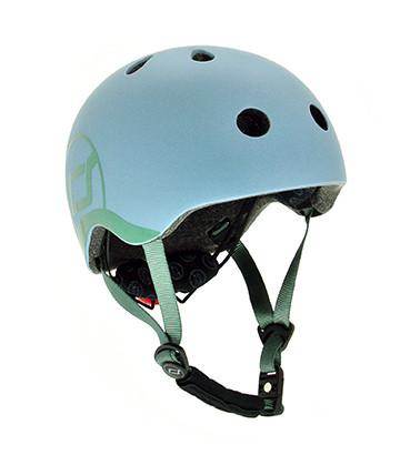 Scoot & Ride - Helm XXS-S steel