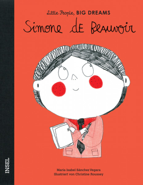 Little People - Simone de Beauvoir
