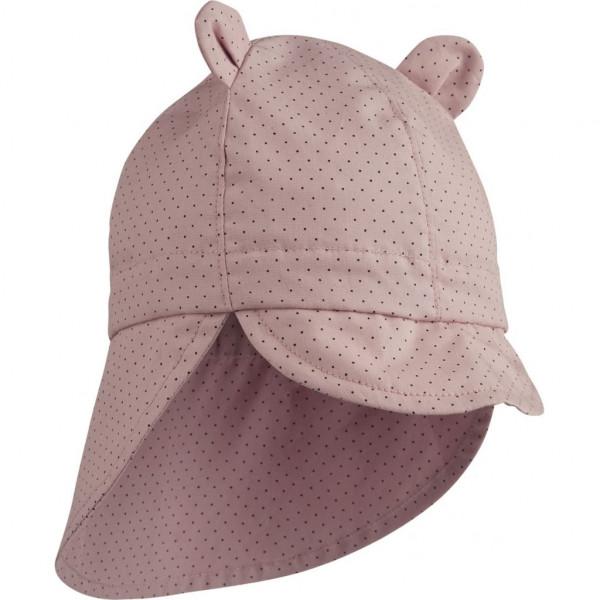 Liewood - Sonnenhut Gorm Pünktchen rosa