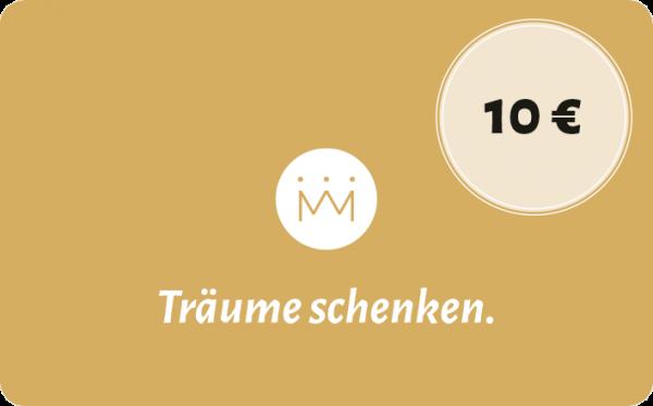10 EUR Dreams4Kids Gutschein