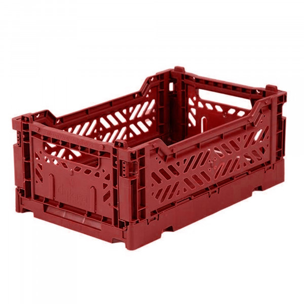 Ay-Kasa - Aufbewahrungsbox MINI tile red