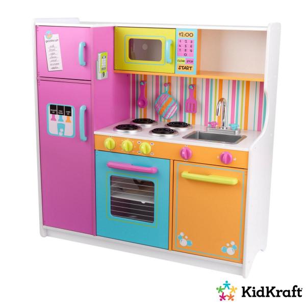 Kidkraft - Deluxe Big and Bright Kinderküche