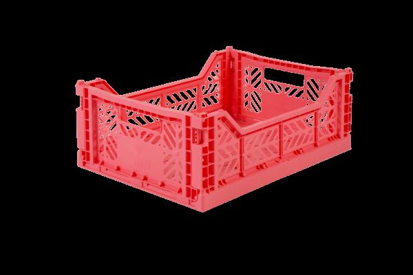 Ay-Kasa - Aufbewahrungsbox MIDI dark pink