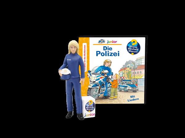 Tonies - Wieso Weshalb Warum Junior - Die Polizei