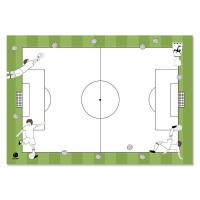 """ava&yves - Schreibunterlage und Tischset """"Fußball"""""""