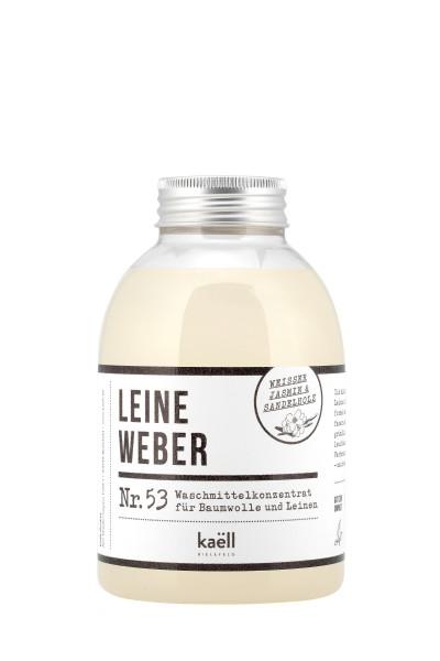 """kaëll - """"LEINEWEBER"""" 250ml - Waschmittelkonzentrat für Baumwolle und Leinen"""