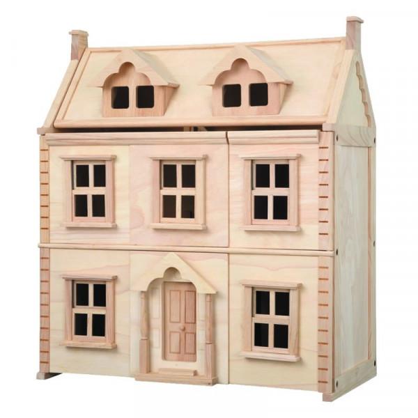 Plan Toys - Viktorianisches Puppenhaus