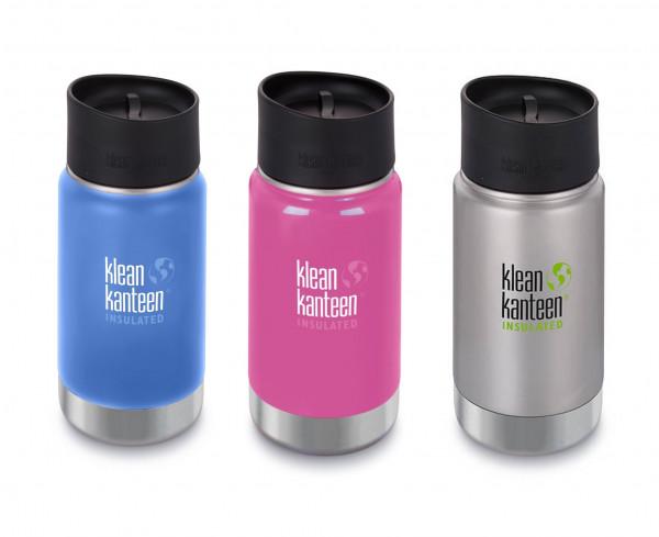Klean Kanteen - Café Cap 2.0 WIDE 355ml