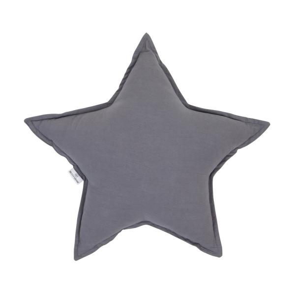 Betty's Home - Baumwollkissen Stern in verschiedenen Farben