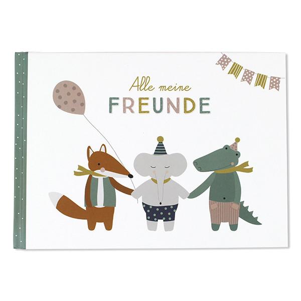 ava&yves - Freundebuch - Alle meine Freunde