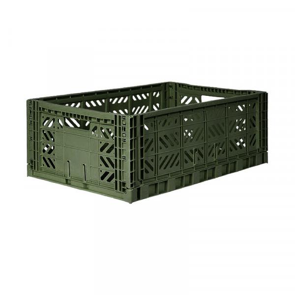 Ay-Kasa - Aufbewahrungsbox MAXI khaki