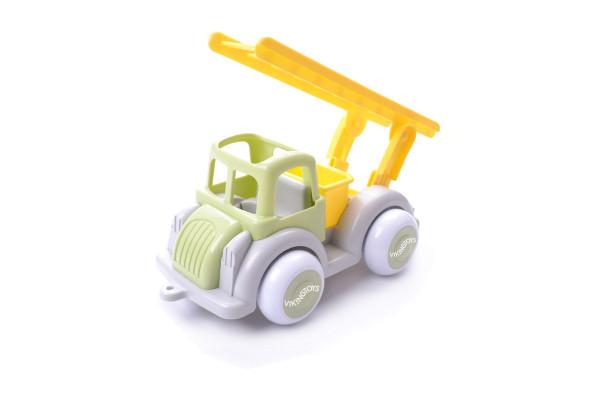 Viking Toys Ecoline - Jumbo Fire Truck aus Zuckerrohr