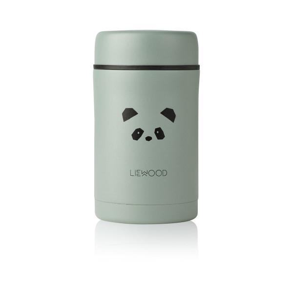 Liewood - Thermobehälter Bernard Panda Peppermint 500 ml