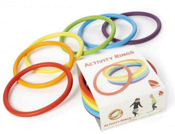 Gonge - Activity Rings 6er-Set