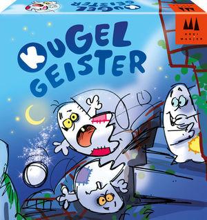 Schmidt Spiele - Drei Magier Spiele®: Kugelgeister