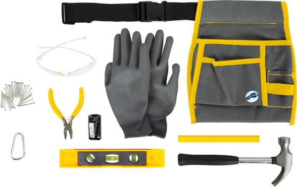 small foot company - Werkzeugtasche Profi mit Werkzeug