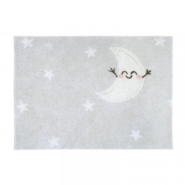 Lorena Canals - Teppich Washable Rectangular Happy Moon