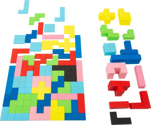 small foot company - Holzpuzzle Tetris
