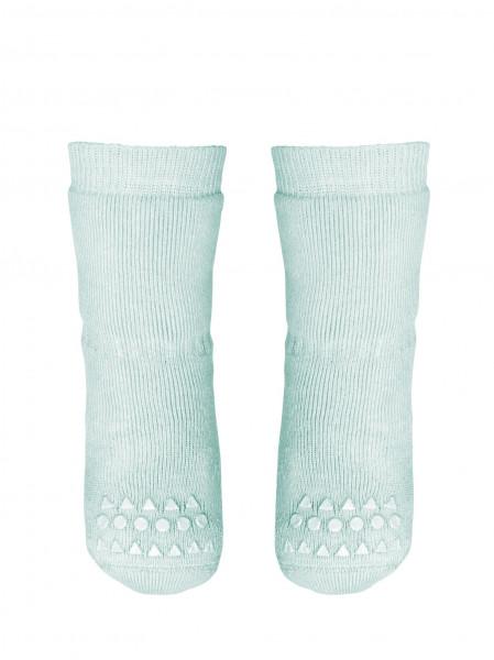 GOBABYGO - rutschfeste Socken mint