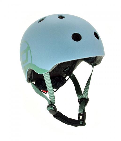 Scoot & Ride - Helm steel