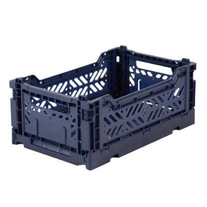 Ay-Kasa - Aufbewahrungsbox MINI navy