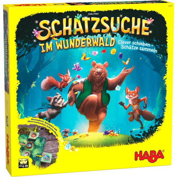 HABA - Kinderspiel Schatzsuche im Wunderwald