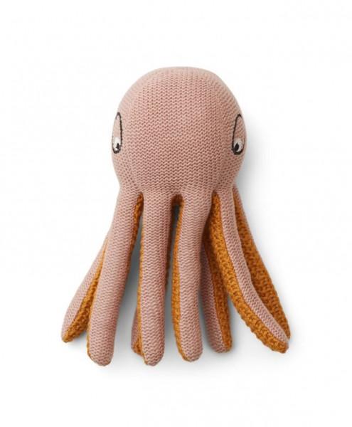 Liewood - Octopus Rassel Ole rose