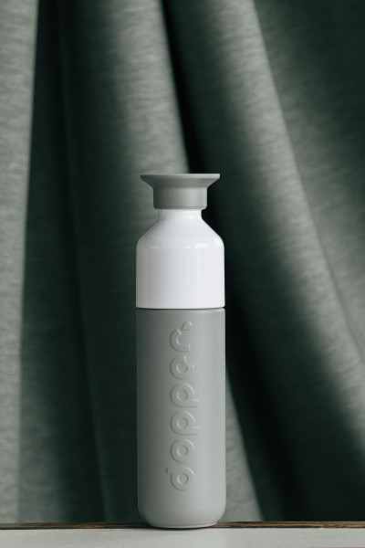 Dopper Isolierflasche - Glacier Grey 350 ml