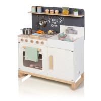 Musterkind - Spielküche LINUM weiß/natur