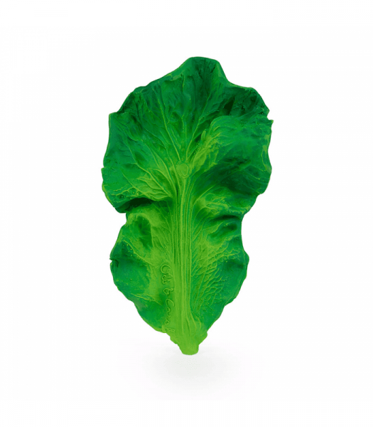 """Oli&Carol - Zahnungshilfe Fruits&Veggies """"Kendall the Kale"""""""