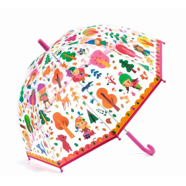 Djeco - Regenschirm Kinder Wald