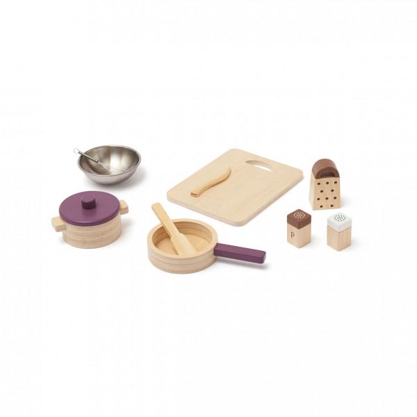 Kids Concept - Küchenutensilien Set Bistro