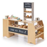 Musterkind - Kaufladen AVENA weiß/warmgrau