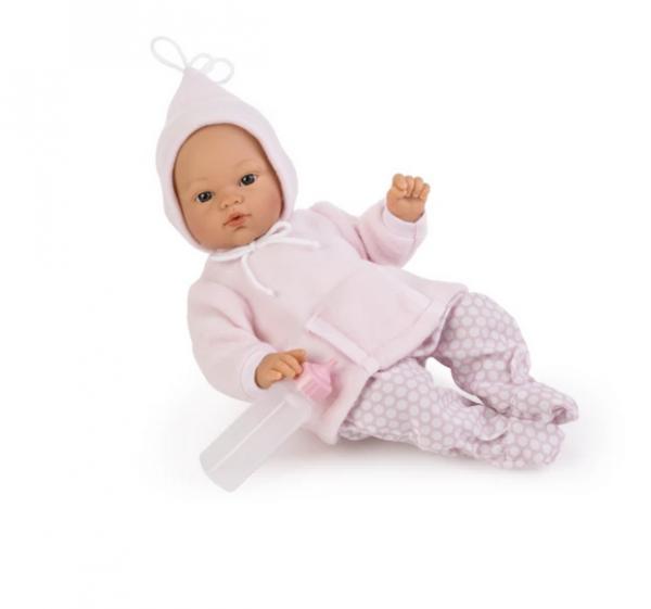 Asi Coleccion - Puppe Koke Rosa Pullover 36 cm