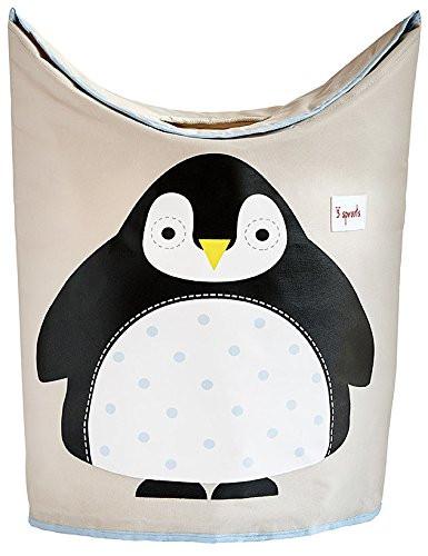 3 Sprouts - Wäschekorb Pinguin