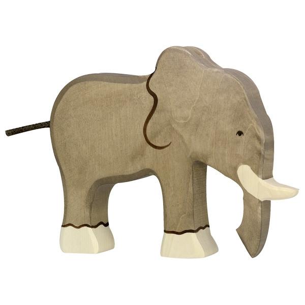 Holztiger - Elefant