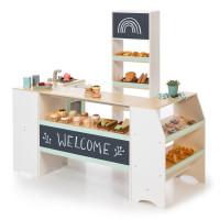 Musterkind - Kaufladen AVENA weiß/natur/mint