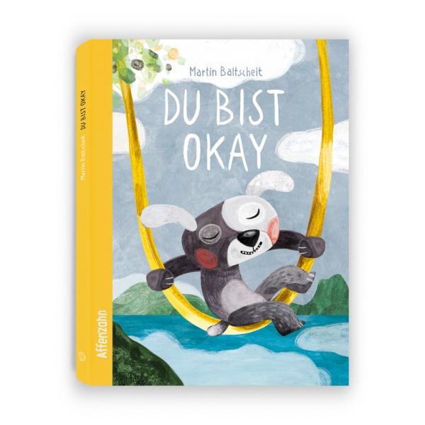 """Affenzahn - Kinderbuch """"Du bist OKAY"""""""