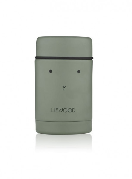 Liewood - Thermobehälter Nadja rabbit faune green