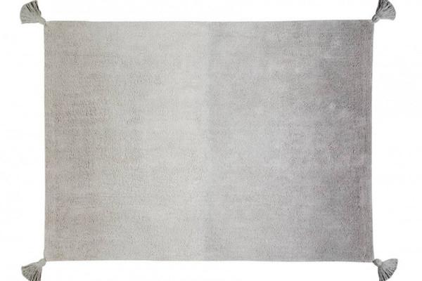 Lorena Canals - Teppich Washable Baumwolle Degrade dark grey