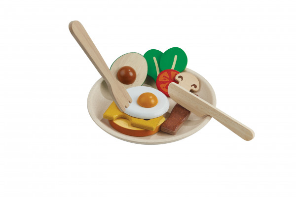 Plan Toys - Frühstück Set