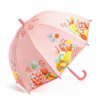 Djeco - Regenschirm Kinder Gartenblumen