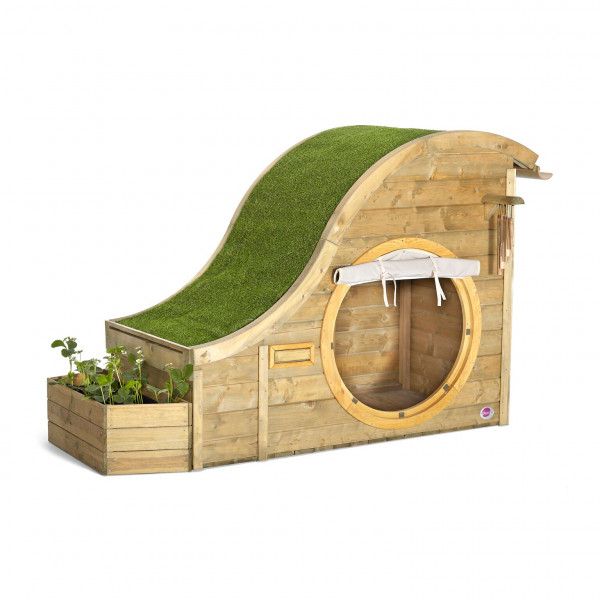 Plum - Holz-Discovery Nature Play Hideaway