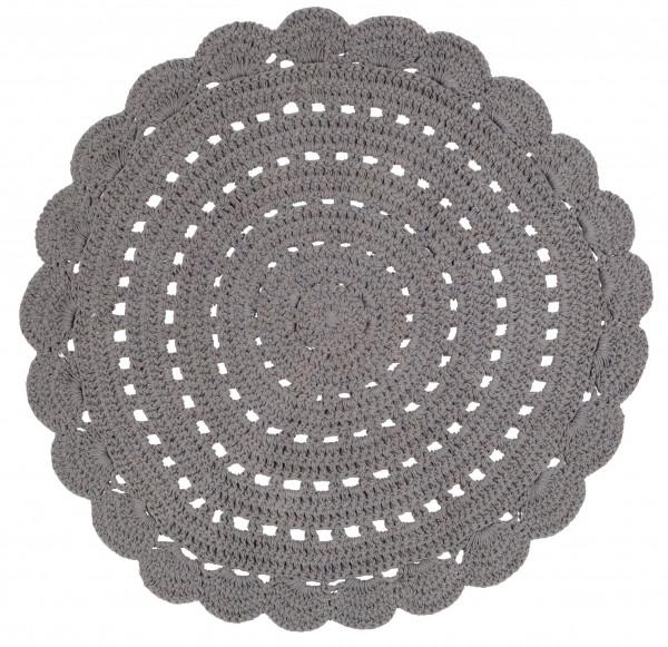 Nattiot - Kinderteppich ALMA (gris)