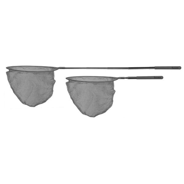 SCRUNCH - Kescher antracite grey