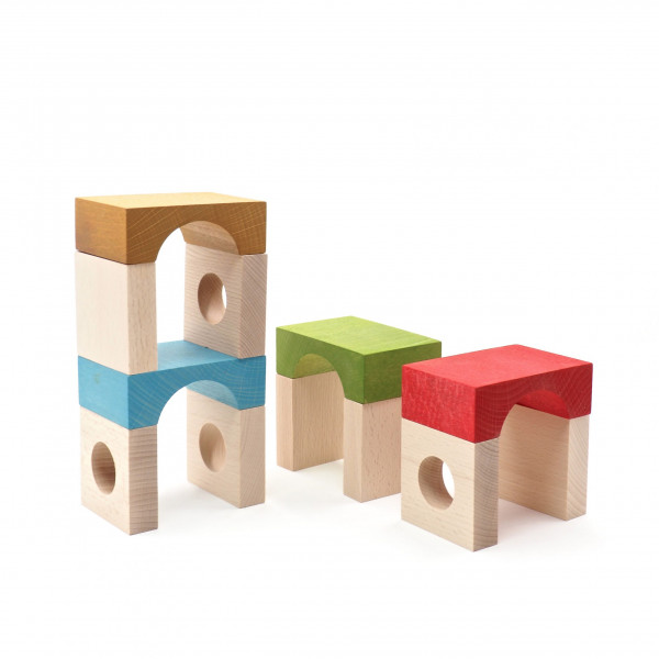 "Lubulona - Tunnel Blocks ""Fontana"" Medium"