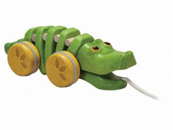 Plan Toys - Tanzendes Krokodil