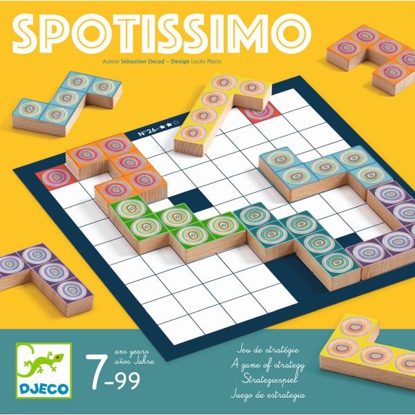 Djeco - Logikspiel Spotissimo