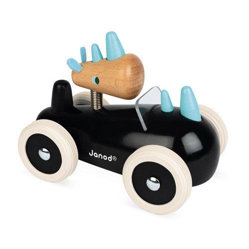 Janod - Spirit Rony Rennwagen schwarz